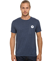 Converse - Core Left Chest Core Patch Short Sleeve Crew