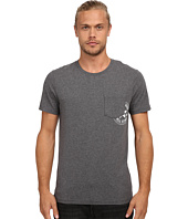 Converse - Hidden Core Patch Short Sleeve Pocket Tee