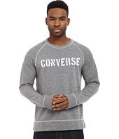 Converse - Stencil Crew Marled Slub Face Fleece