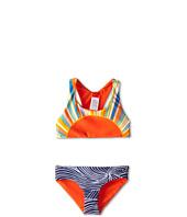 Mara Hoffman Kids - Racerback Bikini (Toddler/Little Kids/Big Kids)
