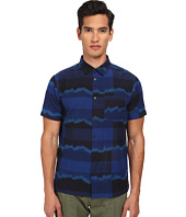 Marc by Marc Jacobs - Ikat Plaid Short Sleeve Shirting