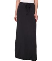 Michael Stars - Modern Rayon Drawstring Maxi Skirt