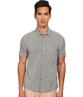 Marc by Marc Jacobs - Printed Check Short Sleeve Shirting