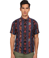 Marc by Marc Jacobs - Patchwork Cotton Short Sleeve Shirt