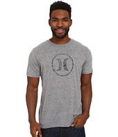 Hurley - Icon Push Through Tri-Blend Tee