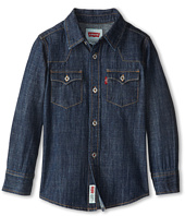 Levi's® Kids - Barstow Western Woven Top (Little Kids)