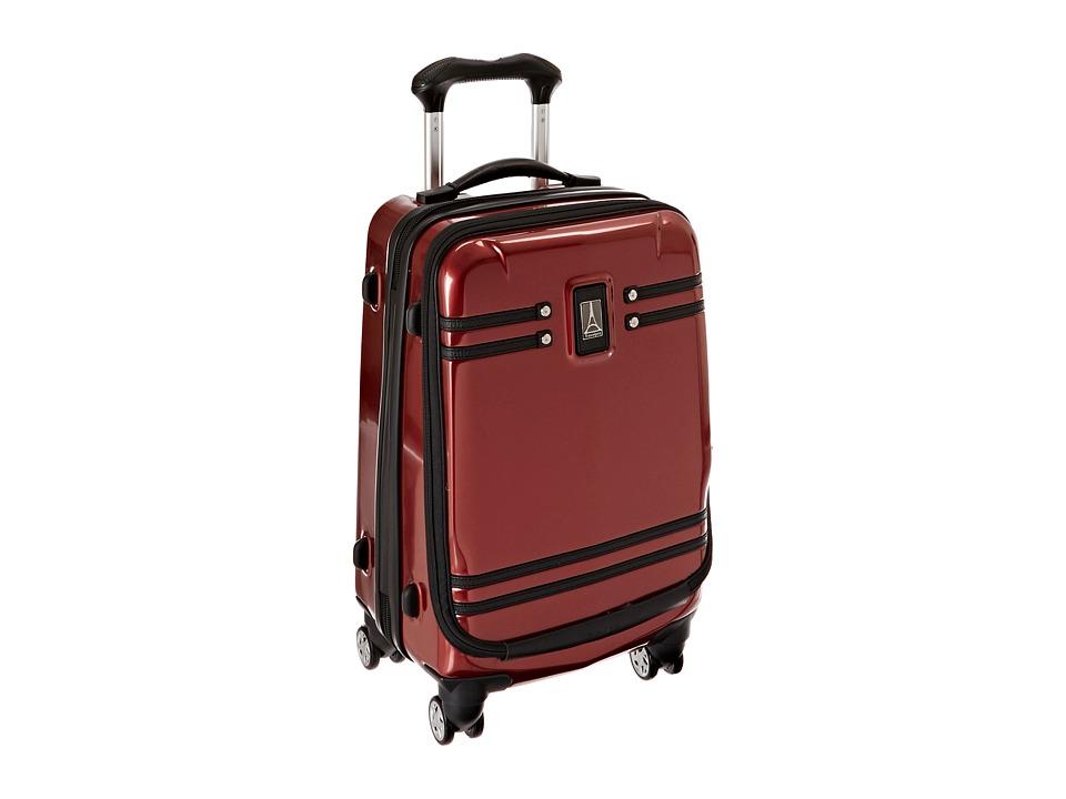 Travelpro Crew 10 Hardside 19 Business Plus Spinner Merlot Luggage