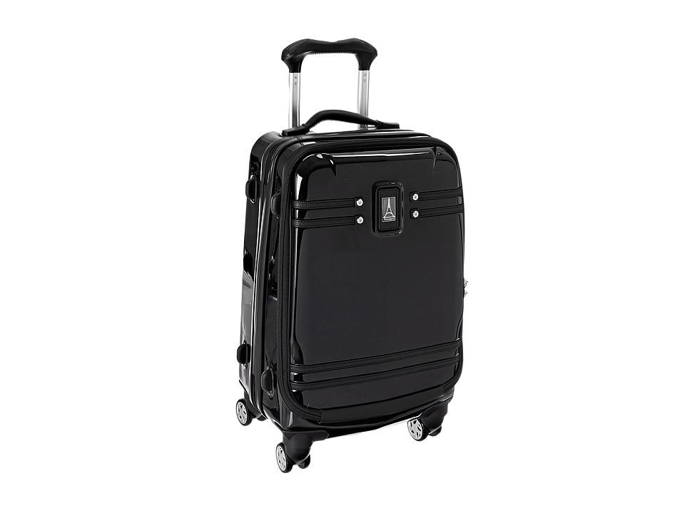 Travelpro Crew 10 Hardside 19 Business Plus Spinner Black Luggage
