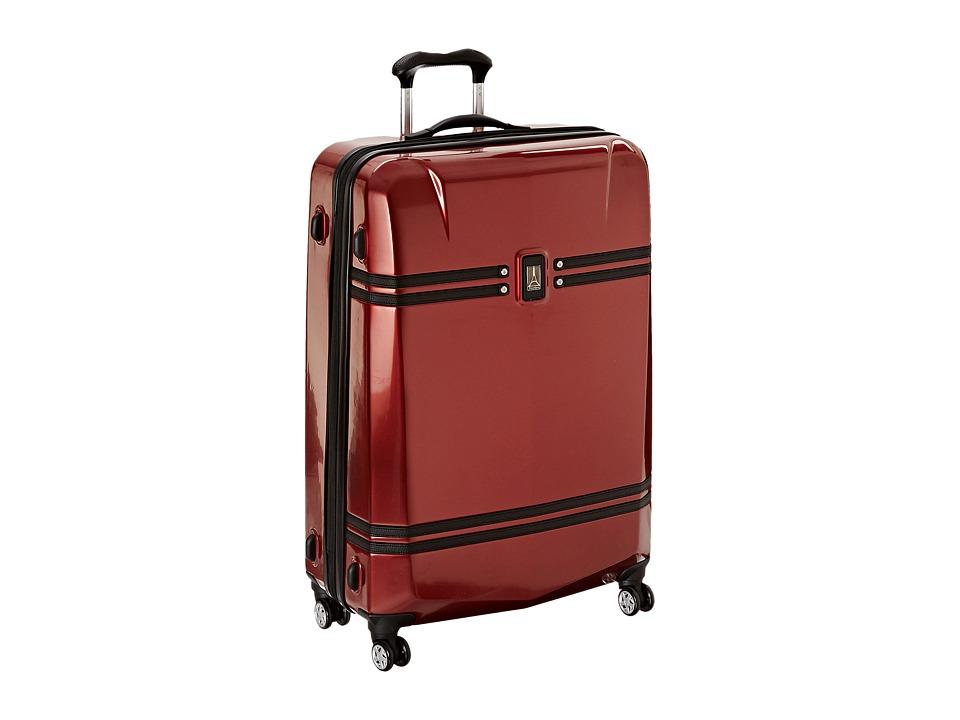 Travelpro Crew 10 Hardside 29 Expandable Spinner Merlot Luggage