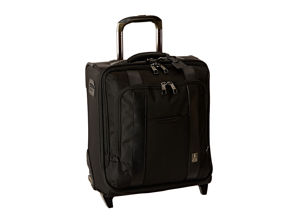 Travelpro - Executive Choice Rolling Business Overnighter (Black) Briefcase Bags