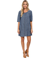 Michael Stars - Linen Denim Tencel Shift Dress
