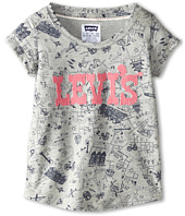 Levi's® Kids - Short Sleeve Knit Top (Little Kids)
