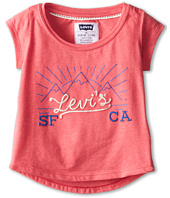 Levi's® Kids - Short Sleeve Knit Top (Toddler)