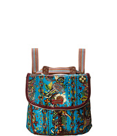Sakroots - Artist Circle Coated Convertible Backpack