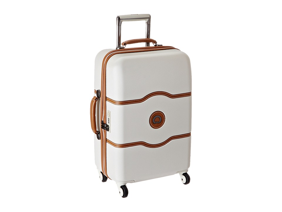 Delsey Chatelet 21 Carry On Trolley Champagne Carry on Luggage