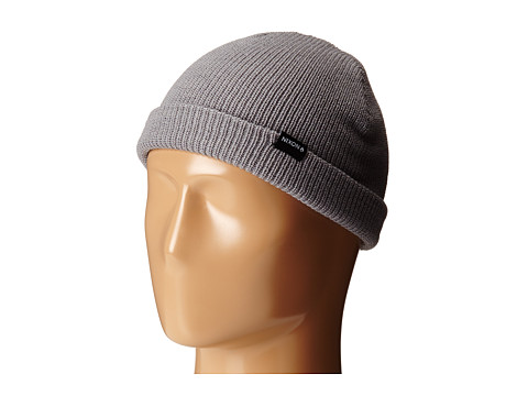 Nixon The Kos Beanie - Heather Gray