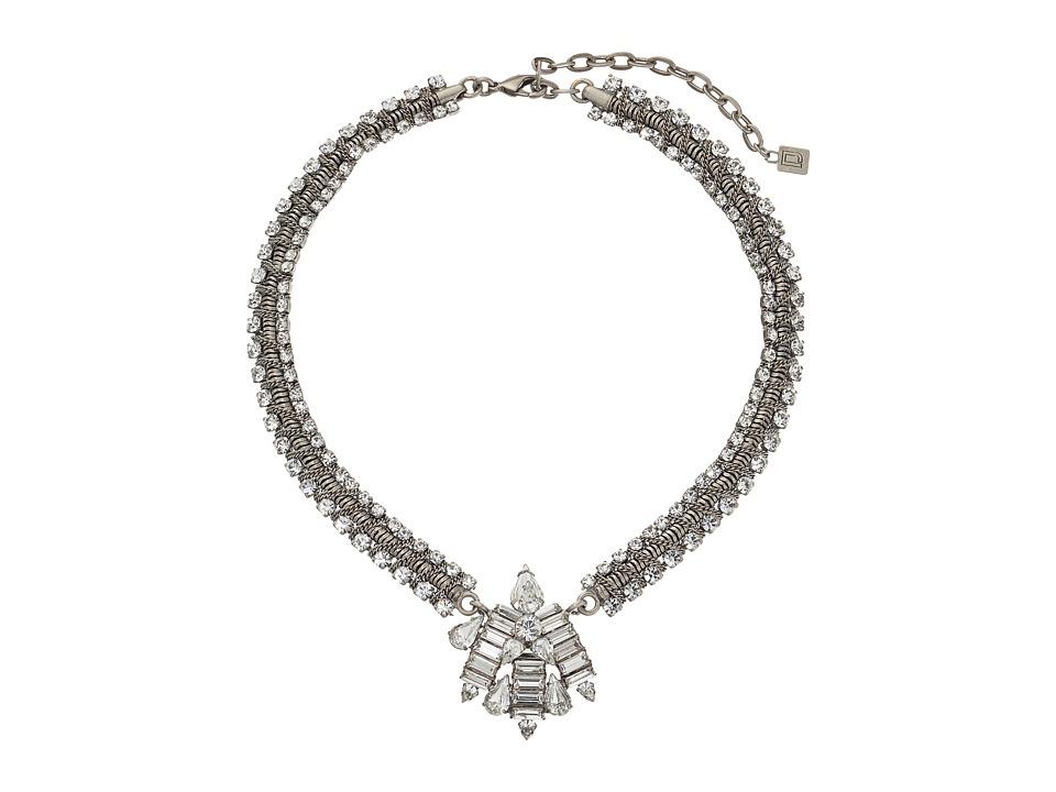 DANNIJO TALFORD Necklace Crystal Necklace