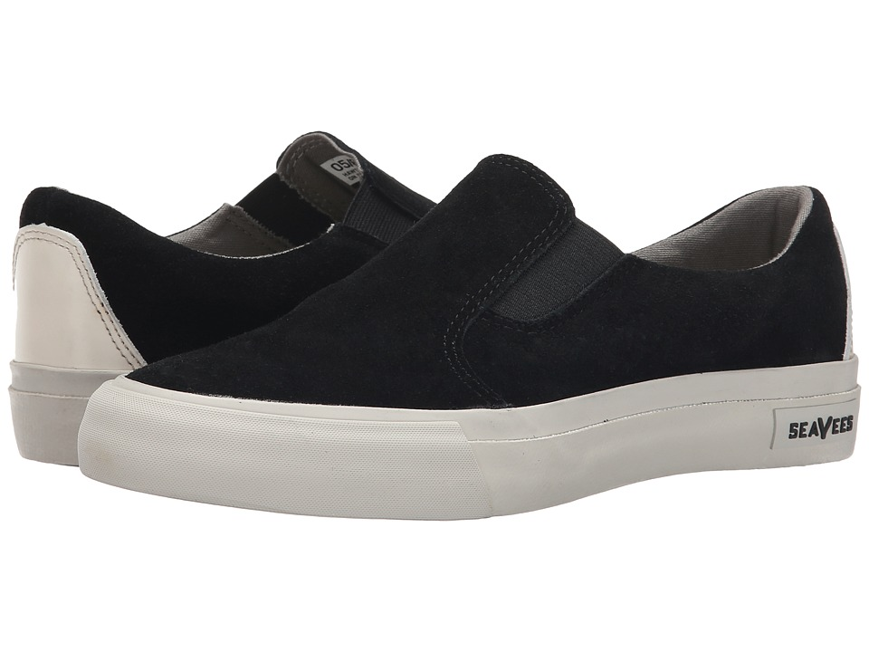 SeaVees 05/66 Hawthorne Slip On Dharma Black Womens Shoes