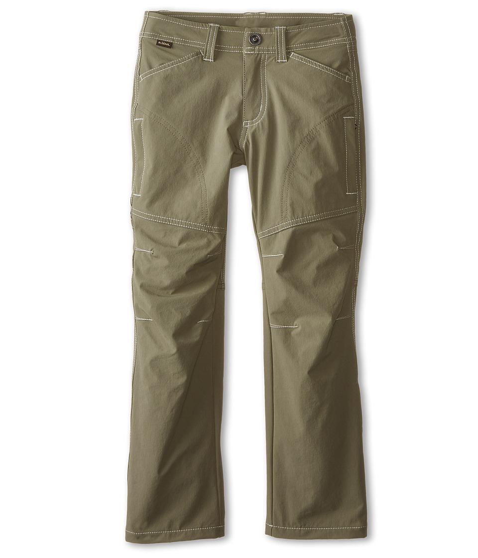 Kuhl Kids Renegade Pants Little Kids/Big Kids Khaki Boys Clothing