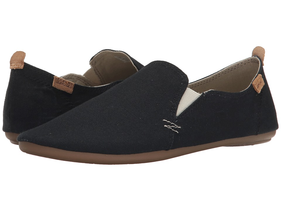 Sanuk - Isabel (Black) Women