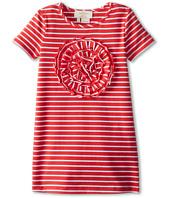 Kate Spade New York Kids - Rosette Applique Dress (Toddler/Little Kids)