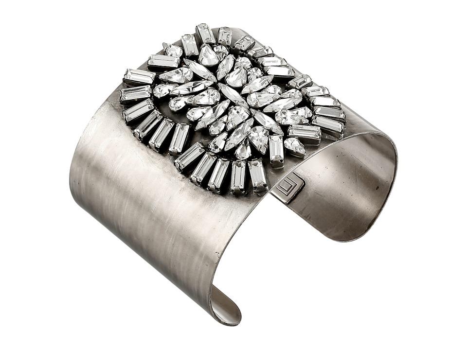 DANNIJO CAMMY Cuff Crystal Bracelet