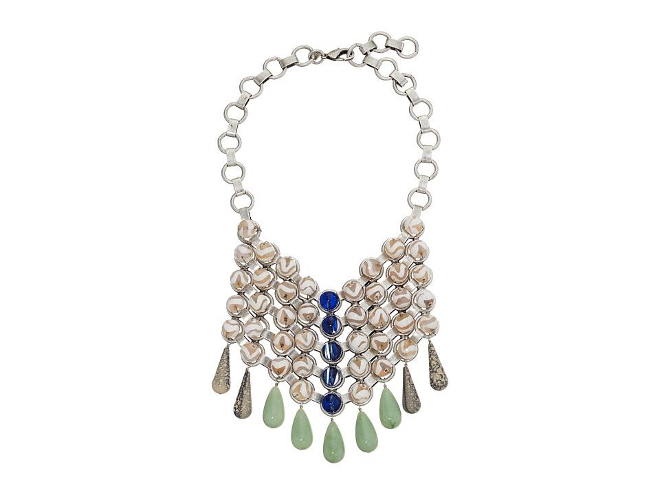 DANNIJO SNOW Necklace Silver Necklace