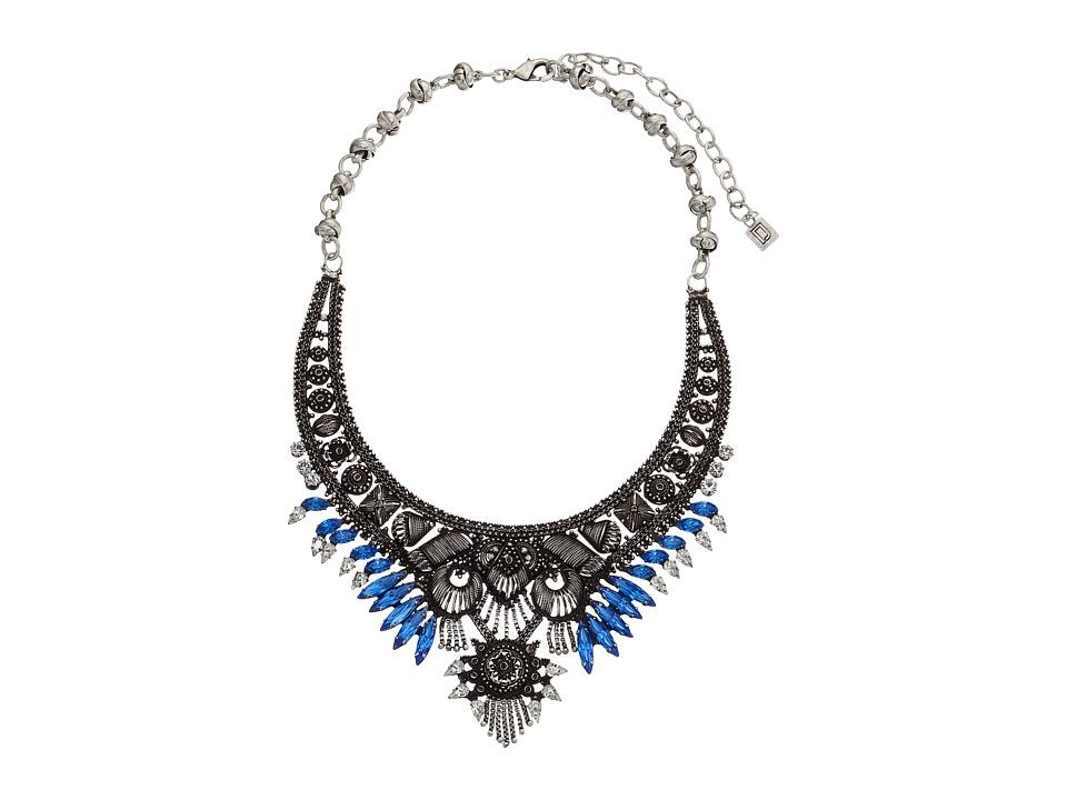DANNIJO ELIAS Necklace Sapphire Necklace