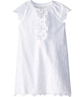 Kate Spade New York Kids - Eyelet Lace Shift Dress (Big Kids)