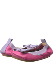 Yosi Samra Kids - Suzie Super Soft Ballet Flat w/ Bow (Toddler/Little Kid/Big Kid)