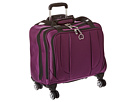 Delsey Helium Cruise Spinner Trolley Tote (Purple)