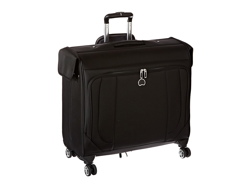 Delsey Helium Cruise Spinner Trolley Garment Bag Black Bags