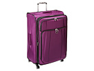 Delsey Helium Cruise 29 Expandable Spinner Suiter Trolley (Purple)