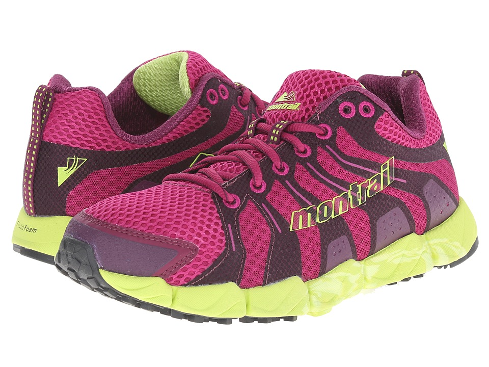 Montrail - Fluid Flex ST (Deep Blush/Fission) Women