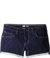 Levi's® Kids - Knit Jean Shorty Shorts (Big Kids)