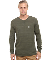 HUF - Barrier Long Sleeve Henley