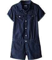 Levi's® Kids - Riley Ruffle Woven Romper (Big Kids)