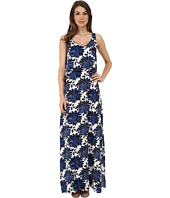 Splendid - Mediterranean Blossom Maxi Dress