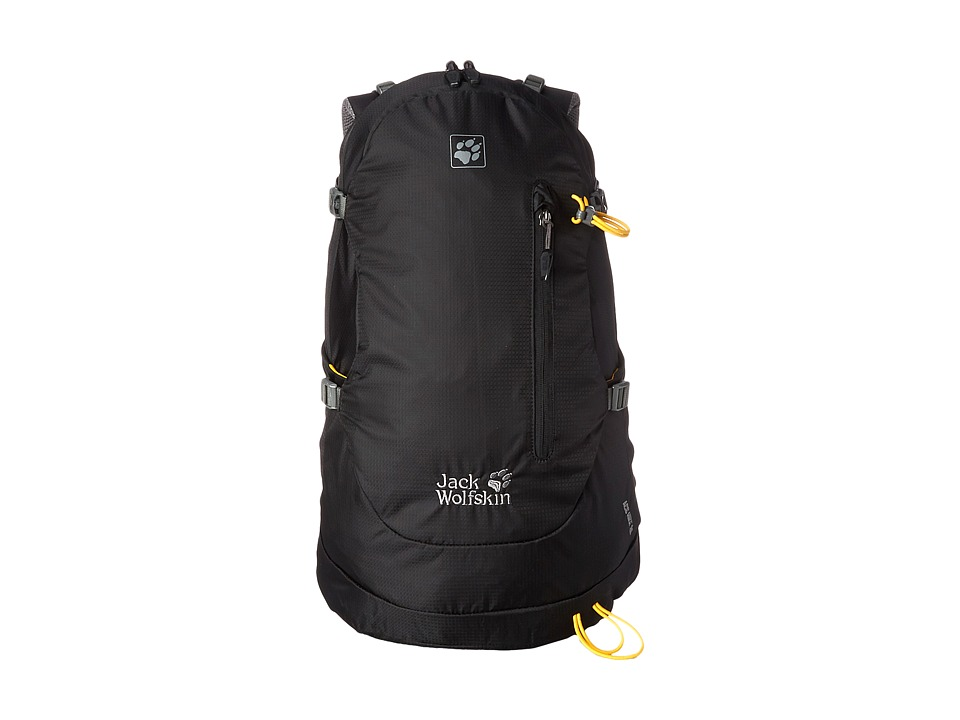 Jack Wolfskin ACS Hike 20 Pack Black Backpack Bags