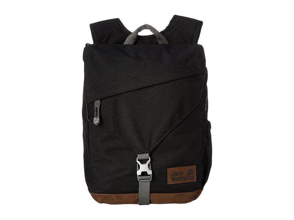 Jack Wolfskin Royal Oak (Black) Backpack Bags