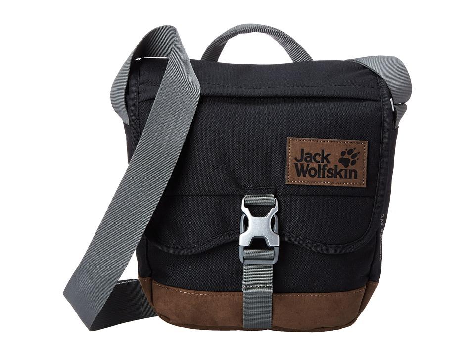 Jack Wolfskin Warwick Ave Black Backpack Bags