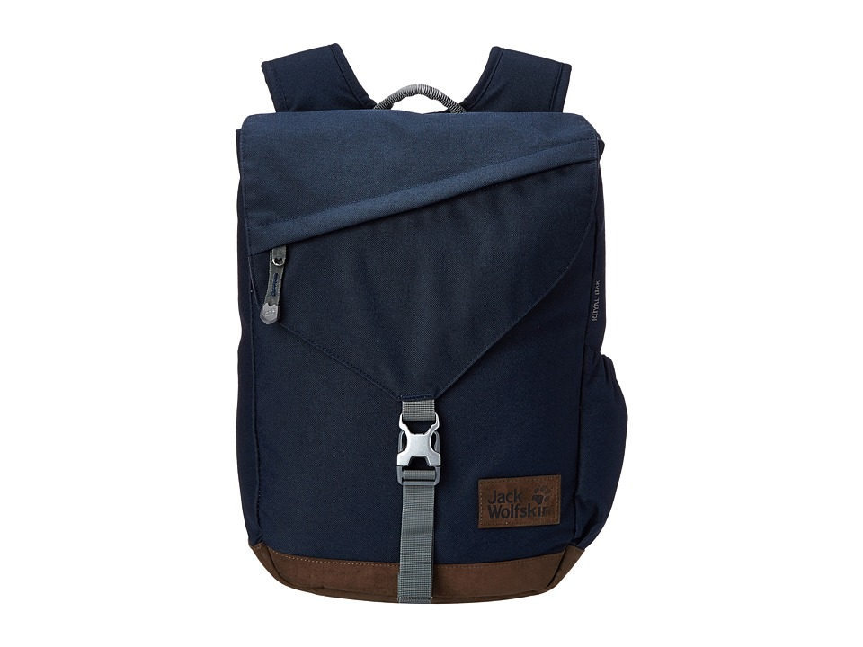 Jack Wolfskin Royal Oak (Night Blue) Backpack Bags