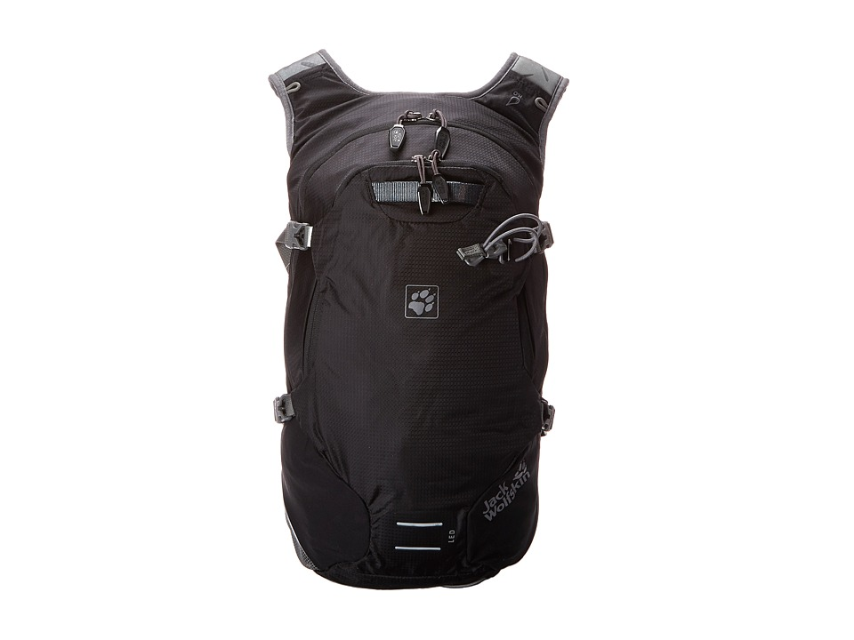 Jack Wolfskin ACS Stratosphere 15 Pack Black Backpack Bags