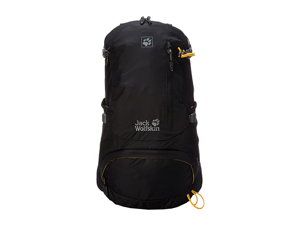 Jack Wolfskin ACS Hike 24 Pack Black Backpack Bags