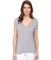 Splendid - Very Light Jersey with Rib Tank Top