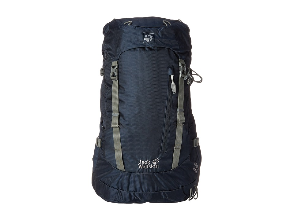 Jack Wolfskin ACS Hike 24 Pack Night Blue Backpack Bags