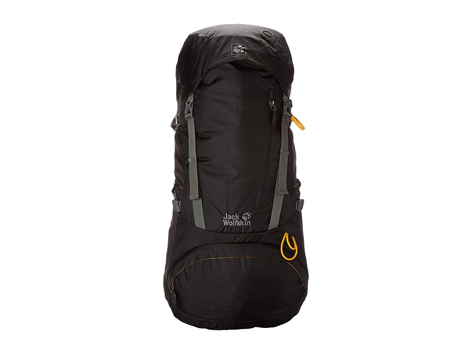 Jack Wolfskin ACS Hike 34 Pack Black Backpack Bags