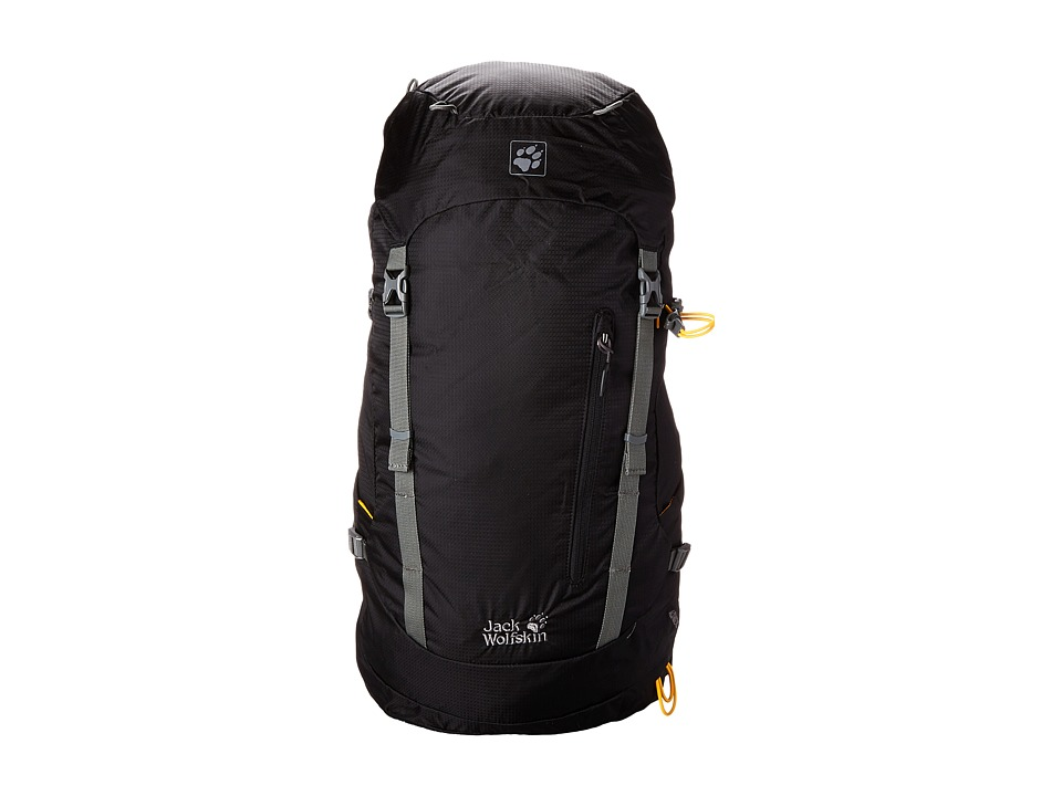 Jack Wolfskin ACS Hike 30 Pack Black Backpack Bags