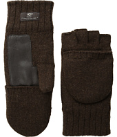 UGG - Calvert Fingerless Flip Mitt Glove with Leather Palm