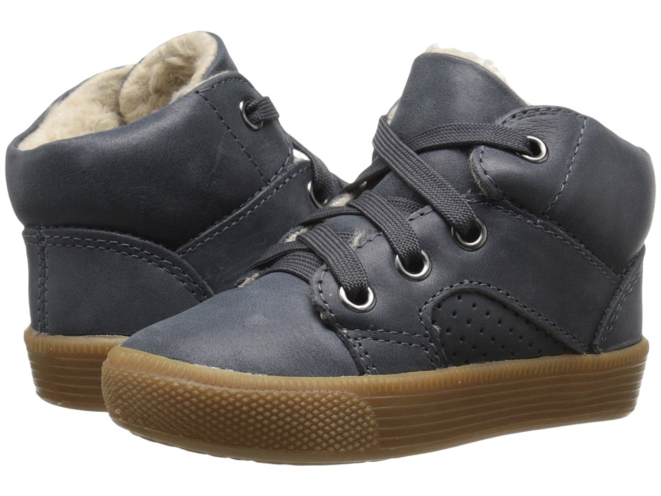 Old Soles Toasty Toddler/Little Kid Distressed Navy Kids Shoes